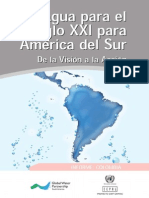 Informe Agua CEPAL 2004