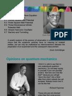 Manfra- Ch 6 - Quantum Mechanics II