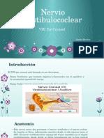 VIII par craneal Vestibulococlear