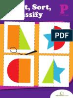 Count Sort Classify Workbook