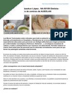 Zonahospitalaria.com-Menús Texturizados Izaskun López NA 00159 Dietista-Nutricionista Gestora de Centros de AUSOLAN
