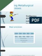Mining Metallurgical Processes