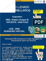 LLEN for 200 IVA Dentro El Termino