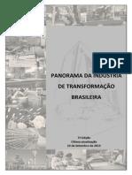 Panorama Da Industria Brasileira 7a Edição - FIESP