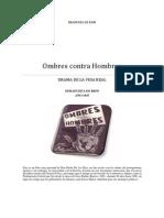 Ombres Contra Hombres (Versión Digital)