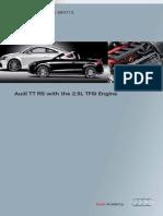 990713 Audi Tt Rs With 2.5l Tfsi