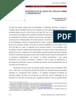 Las derechas argentinas en el siglo XX