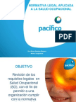 Presentacion Normas Legales Pacifico