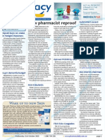 Pharmacy Daily for Wed 21 Oct 2015 - New pharmacist reproof, Opt-out PCEHR by 2017, Guild intern award, Health AMPERSAND Beauty and much more