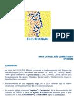 Electricidad 2013