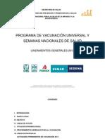 Lineamientos Del PVU y SNS2013 (1)
