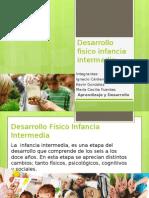 Desarrollo Físico Infancia Intermedia