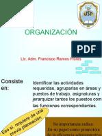 1. La Organizacion