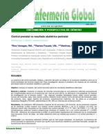 Control Prenatal vs Resultado Obstétrico Perinatal