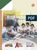 Sosiologi Kelas X