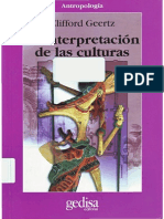 Geertz, Clifford - La Interpretación de Las Culturas.pdf Cap 4