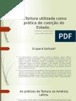 Praticas de Tortura No Brasil