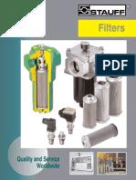 Filters Pressure SF - RF