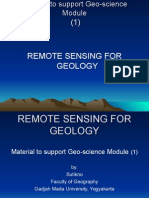 Remote Sensing for Geology s2