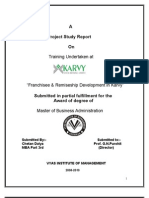 Karvy Project Report Chetan Daiya