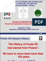 History of Polish Oil & Gas Industry