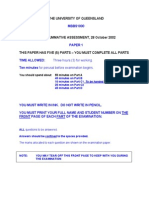 2002 Paper1,PartA