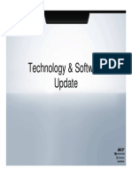 Technology & SW Update