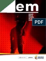 Manual Creación Eventos Musicales-Mincultura