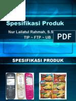PPT Modul 5-PPP- Spesifikasi Produk