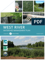 West River Watershed Plan CT