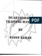 Qb Manual - Steve Axman
