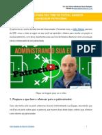 Guia Basico Para Seu Time de Futsal Amador Conseguir Patrocínio
