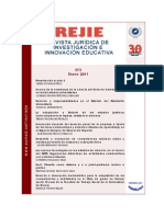 REVISTA JURIDICA DE INVESTIGACION E INNOVACION EDUCATIVA 3