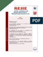 REVISTA JURIDICA DE INVESTIGACION E INNOVACION EDUCATIVA 4