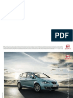 SEAT Altea XL brochure