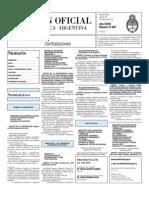 Boletin Oficial 19-03-10 - Tercera Seccion