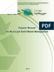Popular Manual on Municipal Solid Waste Management (2012)