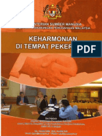 Guide to Harmsfsfsonious Workplace Relations