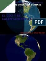 EL CO2 Y EL CAMBIO CLIMATICO