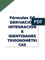 Reglas de Diferenciación e Integración