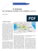 As Invasões Russas