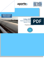 GP094 - CoÌ-digo ASME B31.4 TuberiÌ-As de Transporte de Hidrocarburos LiÌ-quidos y Otros LiÌ-quidos