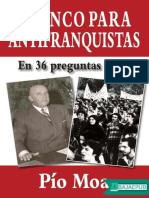 Pío Moa - Franco Para Antifranquistas