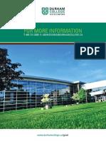 Durham College - Graduate_program_guide