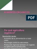 Alimento Organico y Agricultura Organica