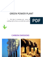Green Power Plant