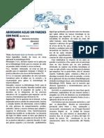 Guión Narrativo (Abordando Aulas Sin Paredes Con PACIE) Marianela Hernández1