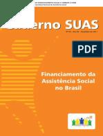 Caderno Suas v Financiamento Da Assistencia Social No Brasil 2002 2010