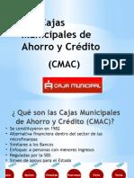 Las Cajas Municipales de Ahorro y Crédito