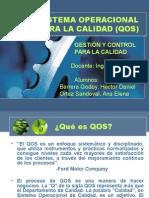 presentación QOS